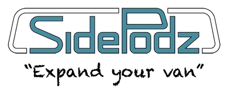SidePodz – Expand your Van